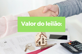 valor do leilão