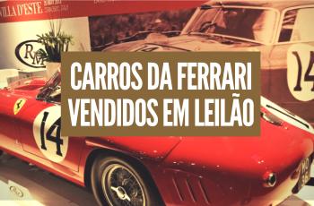 carros vendidos no leilão